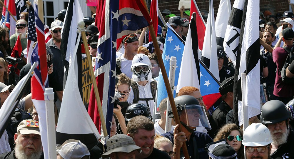 Neo-Nazi marine who participated in #Charlottesville rally gets court martialed https://t.co/yzhl11KPOV