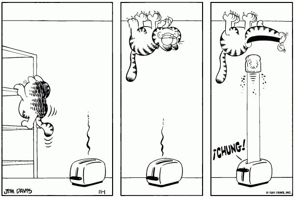 A fun way to have breakfast  #anime #manga #cute #GarfieldTheCatDay #BuenMiercoles #comic #goodsmile<br>http://pic.twitter.com/0DBHh1HuiG