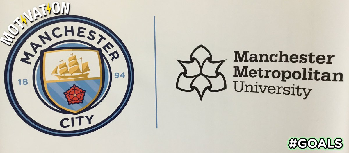 Interested in our Community Football Coaching programmes with @ManCity then come talk to staff at today's @ManMetUni #OpenDay