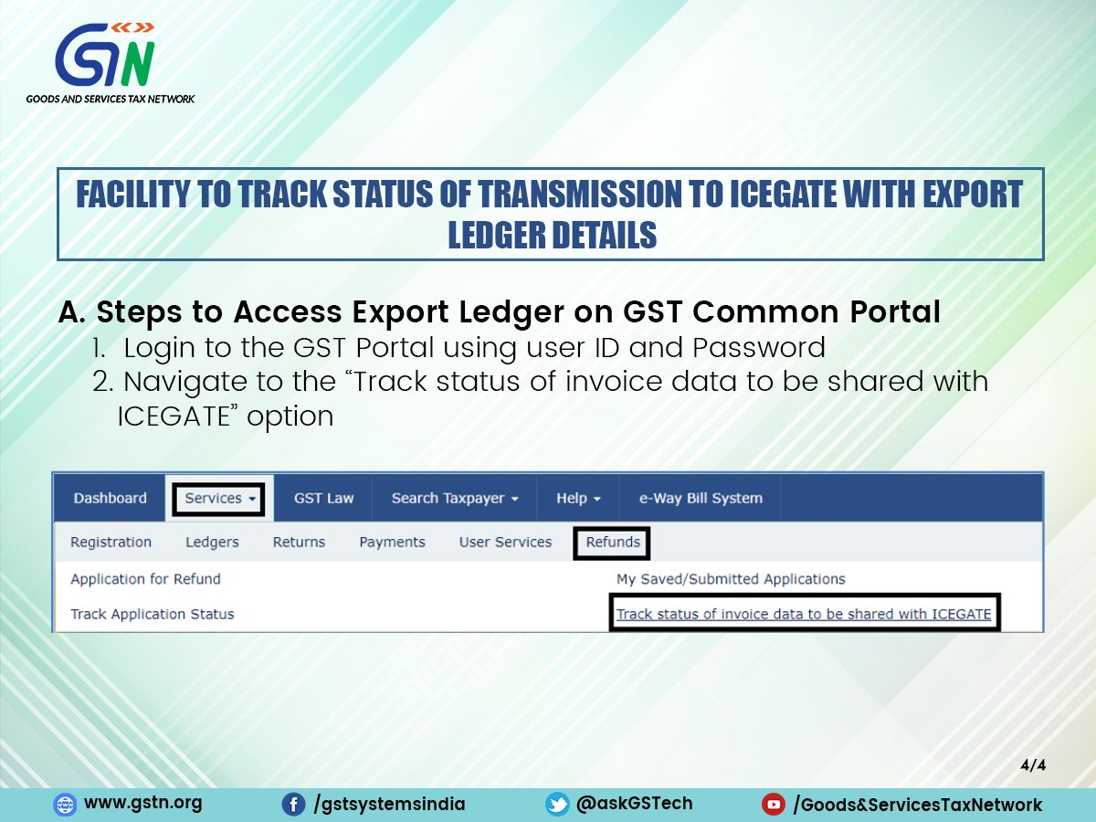 GST Systems on Twitter: