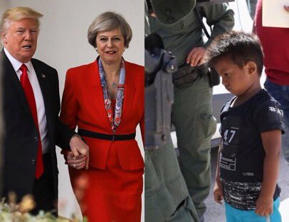 Please retweet this if you think @theresa_may should immediately withdraw the invitation for @realDonaldTrump to visit Britain next month. #PMQs
