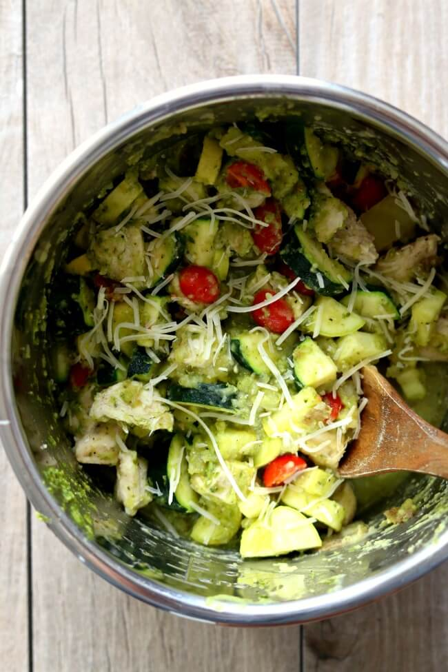 New post (Instant Pot Chicken Pesto and Vegetables) has been published on Cook Recipe Land - https://t.co/NfxFQefLRv https://t.co/bYsIAvFDcQ