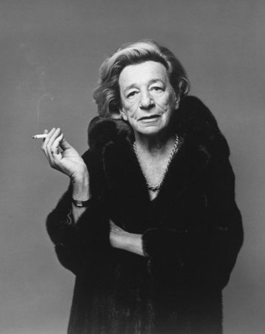 Happy Birthday, Lillian Hellman, who would have denounced Donald Trump\s fascism but envied his ability to lie.