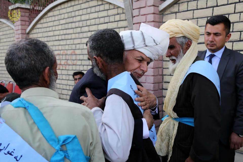 ما از تلاش ها برای تأمین صلح حمایت میکنیم در این راستا پلان رئیس جمهور قابل ستایش است، صلح نیاز اساسی افغانها است.