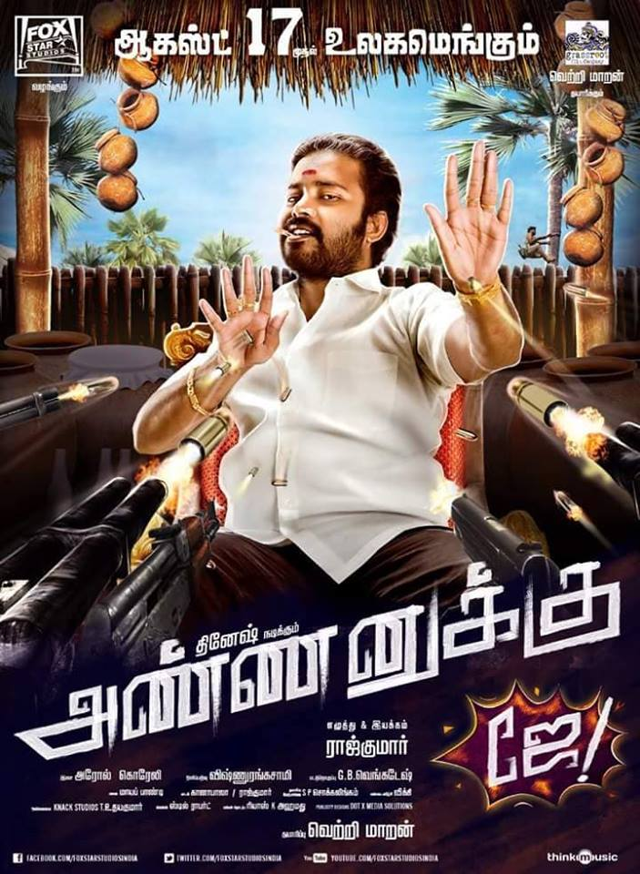 Tamil Movies On Twitter Attakathi Dinesh S Political Satire