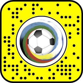 Love the #WorldCup? On Snapchat? Show your support for refugee and migrant children by taking our #LongestGoal challenge using our new Snapchat lens! How long can you yell GOALLLL for? Snap the QR code to unlock it 👇👇👇 #WorldRefugeeDay