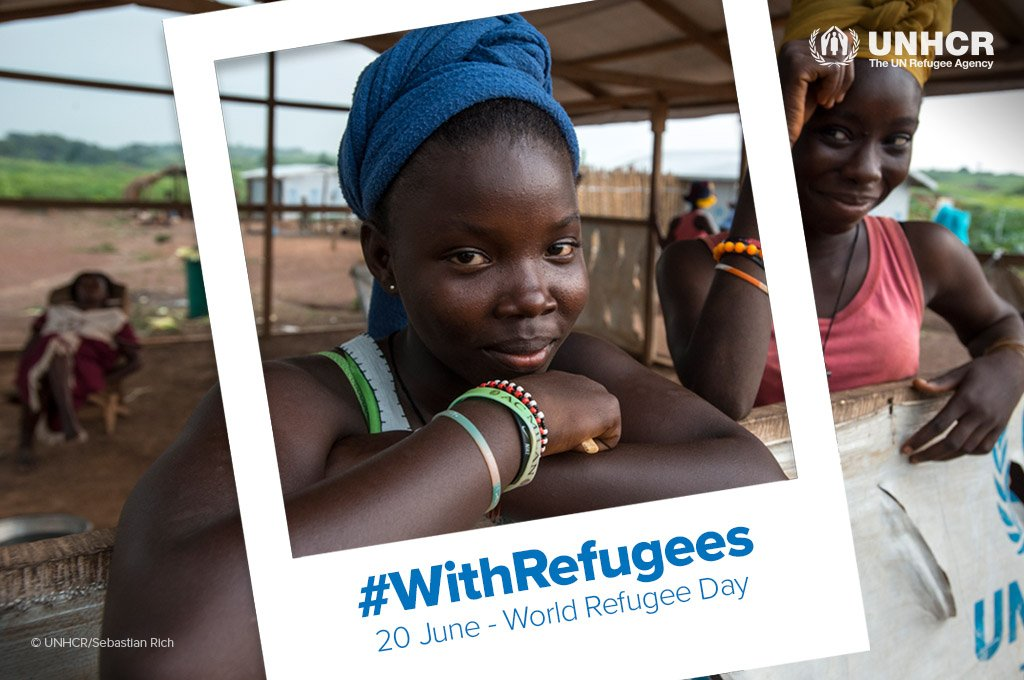 Today is #WorldRefugeeDay! 8 ways you can stand #WithRefugees ➡️ trib.al/qezc6du