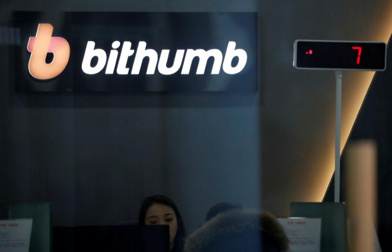 South Korea's Bithumb loses $32 million in digital money heist, bitcoin falls https://t.co/aA24jH2jpg https://t.co/fZDJuD5DZx