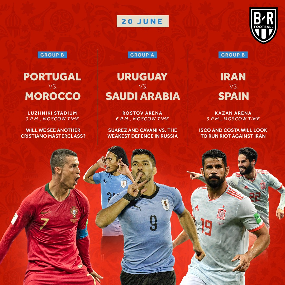 B/R Football's photo on #WorldCup
