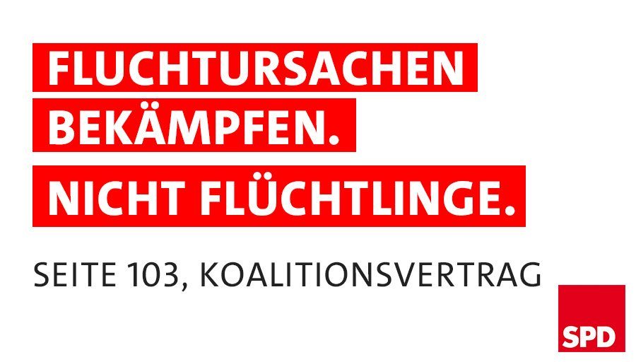 Zum #Weltflüchtlingstag ein Reminder an die @CSU.