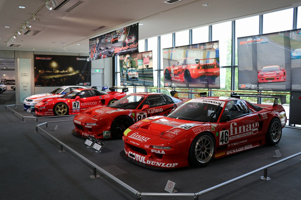 \「ル・マン24時間レース」でトヨタが初優勝!興奮も冷めやらぬ中、〜9/12(水)までホンダコレクションホールで「ル・マン24時間レース」特集展示開催!/ホンダコレクションホール初登場の1994年参戦のNSX GT2など、NSX3台が並んで展示されます^^。是非、お越しくださいー。⇒https://t.co/LKoNHEVFK4