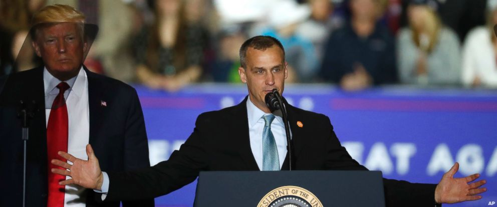 Former Trump campaign manager Corey Lewandowski faces backlash after mocking story of 10-year-old immigrant girl with Down syndrome. https://t.co/8KGc1yd43E