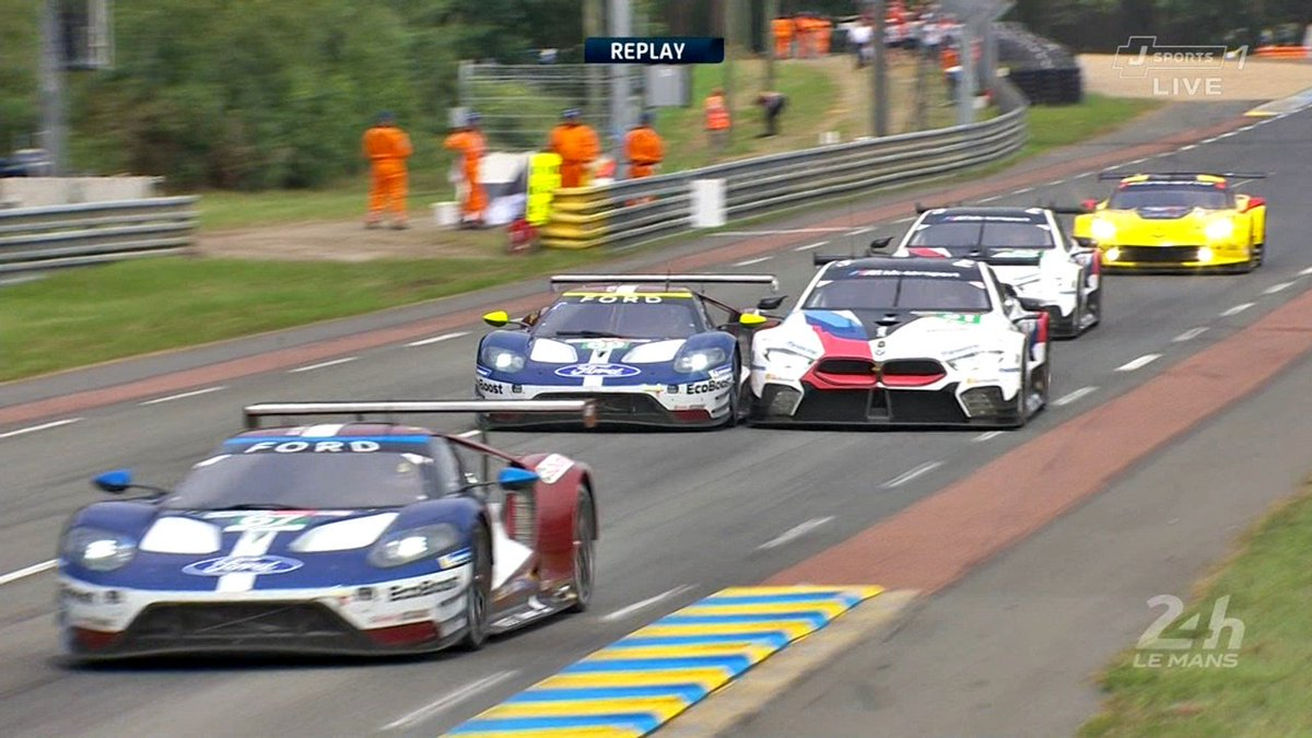 For Reference The Height Of The Ford Gt Lm Gte Is Approx   Inches While The Height Of The Bmw M Gte Is About  Inches