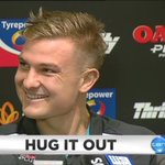 Image for the Tweet beginning: WATCH: Re-signed @PAFC star Ollie