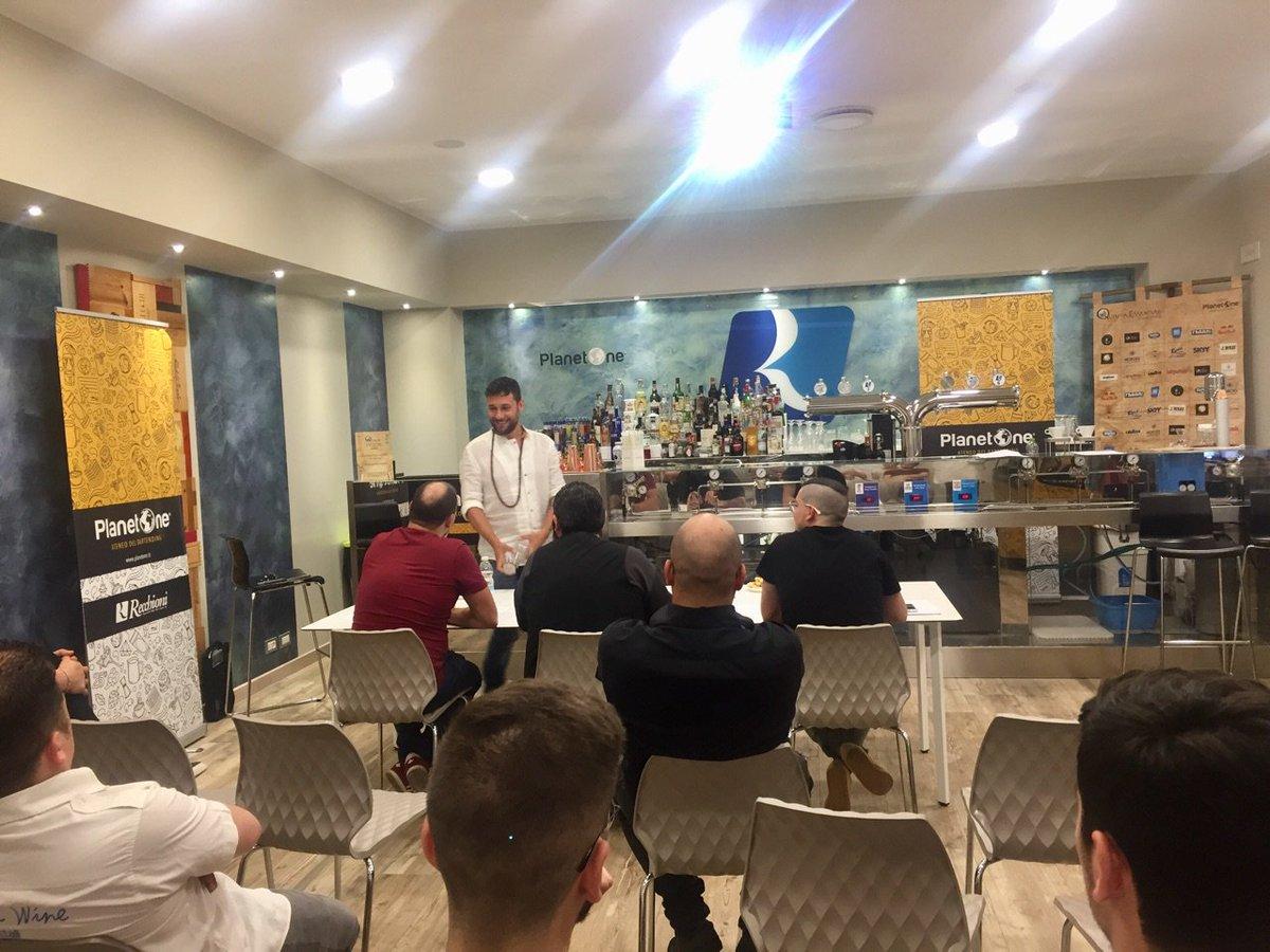 #QuintaEssentiaeCompetition 2018 in partenza anche in #PlanetOne Civitanova Marche!  Tra poco il primo Competitor darà il la alla gara! #QEC2018 https://t.co/1l8fGAYe8g