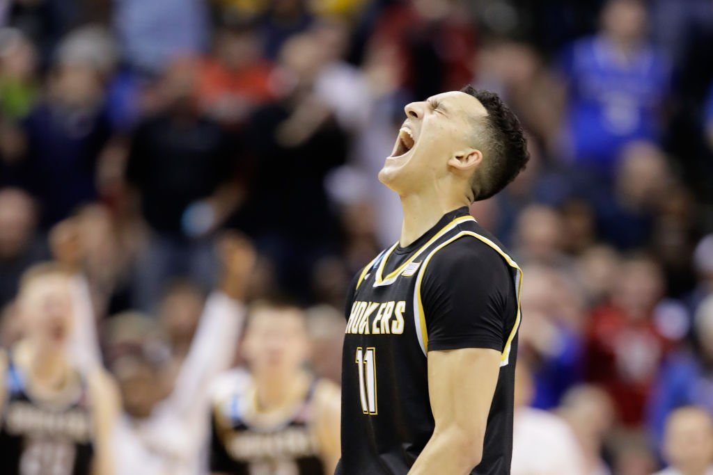 Wichita State's Landry Shamet may be the best shooter in this year's NBA Draft — and one of the best prospects the Shockers have ever produced https://t.co/Y4Wb47Rx4i