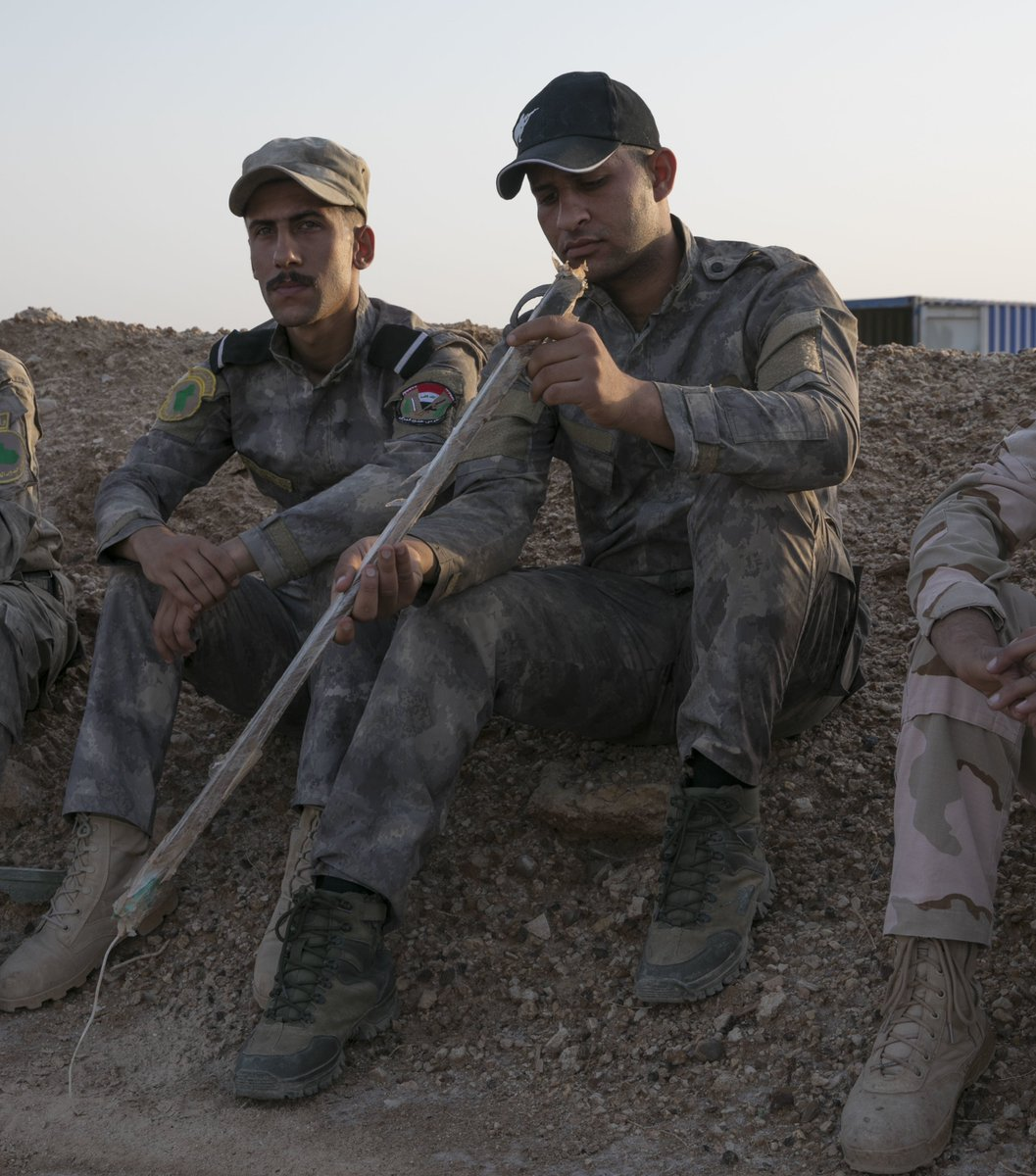 جهود التحالف الدولي لتدريب وتاهيل وحدات الجيش العراقي .......متجدد - صفحة 2 DgI0nGlUEAANlpT