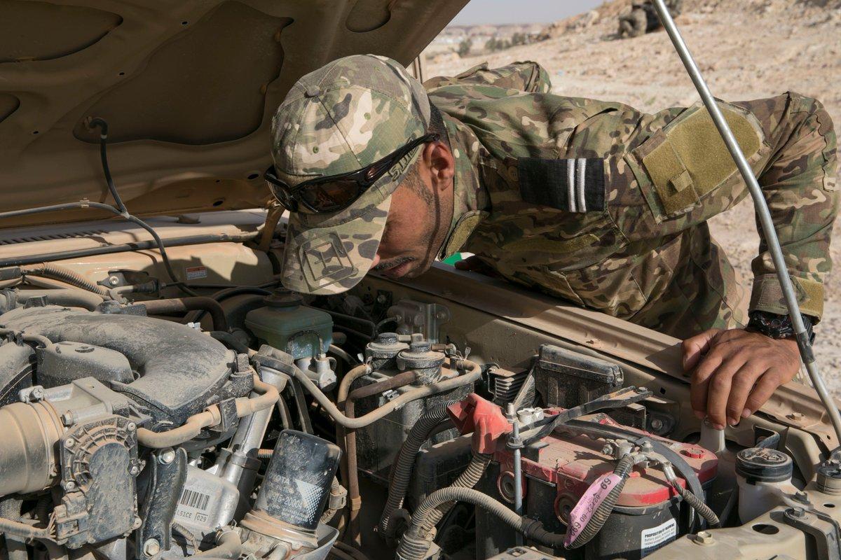 جهود التحالف الدولي لتدريب وتاهيل وحدات الجيش العراقي .......متجدد - صفحة 2 DgI0oxCVAAA7ZIz