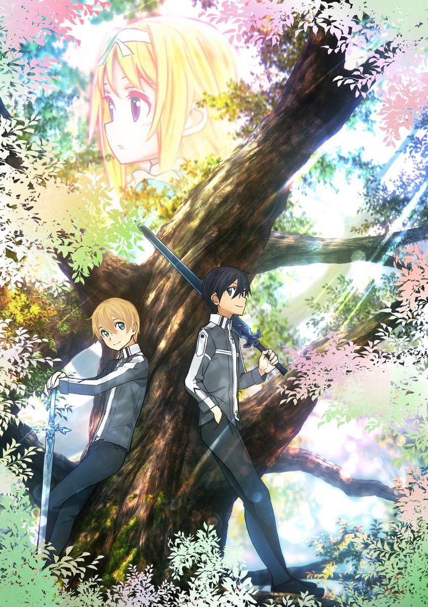 A-1 Pictures' Sword Art Online III: Alicization