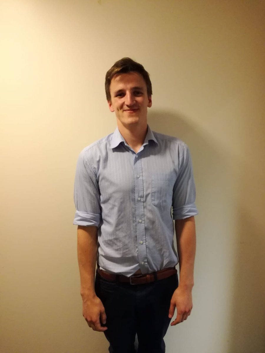 It's Welcome Wednesday again. Here's Matt Lear who is new to the team at Royal Glamorgan Hospital @CwmTaf It's fantastic to have you @MattLear94 joining the team<br>http://pic.twitter.com/FUo77iJJey