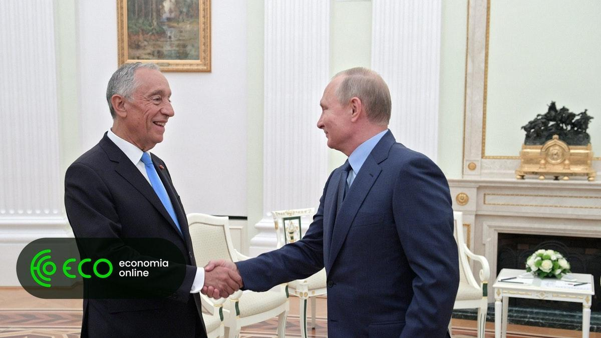 Putin elogia Portugal no encontro com Marcelo. #Política https://t.co/XSNxCS797d