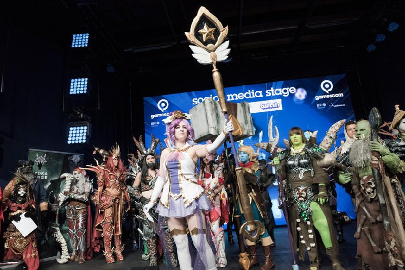 Gamescom2020 On Twitter Registration For The Gamescom Cosplay Contest Powered By Hydraforge Started Register Now Registration Deadline 27 06 2018 Registration And Conditions Of Participation Https T Co R6kkzklj7q Photo