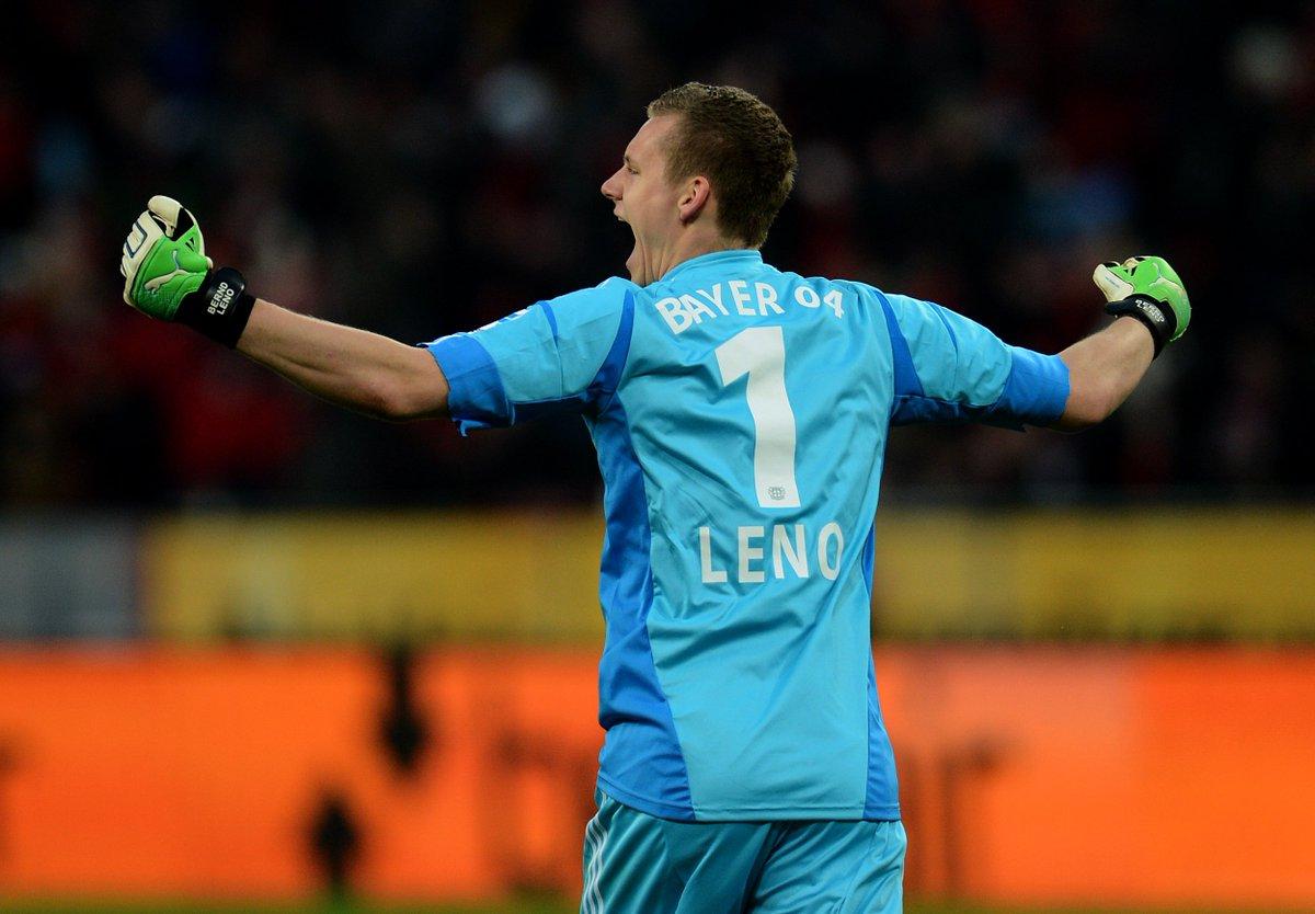 ICYMI: Arsenal sign goalkeeper Bernd Leno from Leverkusen on a long-term deal. ✍  #UEL
