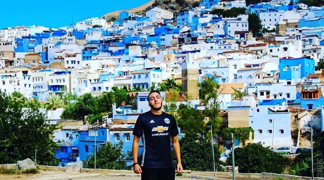 Moroccan #MUFC fan Hamza Smoka (IG hamzasmoka) will be supporting his country in the #WorldCup later today... For a chance to be featured - send us a pic in your United shirt using #MUFCmundial!