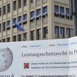 #Leistungsschutzrecht Twitter Photo