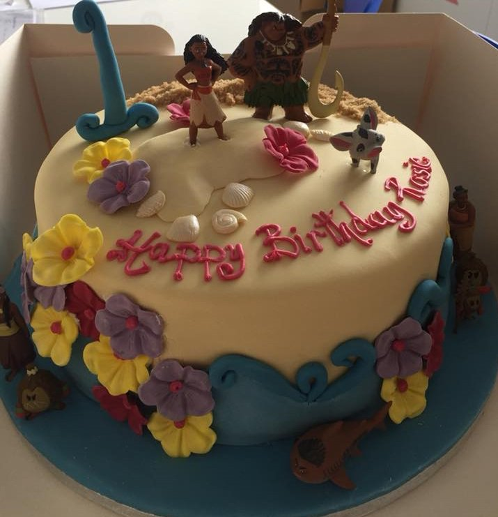 test Twitter Media - How talented are our Cake Decorators? Check out this #Moana cake! Here for all of your cake needs! @thelewisbakery #baking #cakes #disney #maui #heihei #beach #cakedecorating #birthdaycake https://t.co/2skODkxdX7