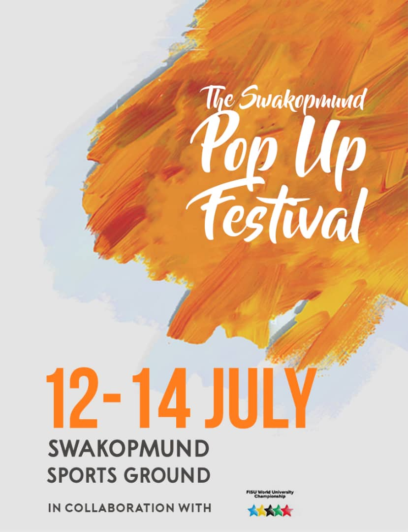 GIVEAWAY TIME  Win complimentary tickets for you and 5 friends to the Swakopmund Pop-Up Festival and the World University Rugby Sevens Championship 12-14 July 2018.  All you have to do is RT this post and use #swkpopupfestival on any tweet.  Also, a drink on me for the winner<br>http://pic.twitter.com/9jQCKelMiG