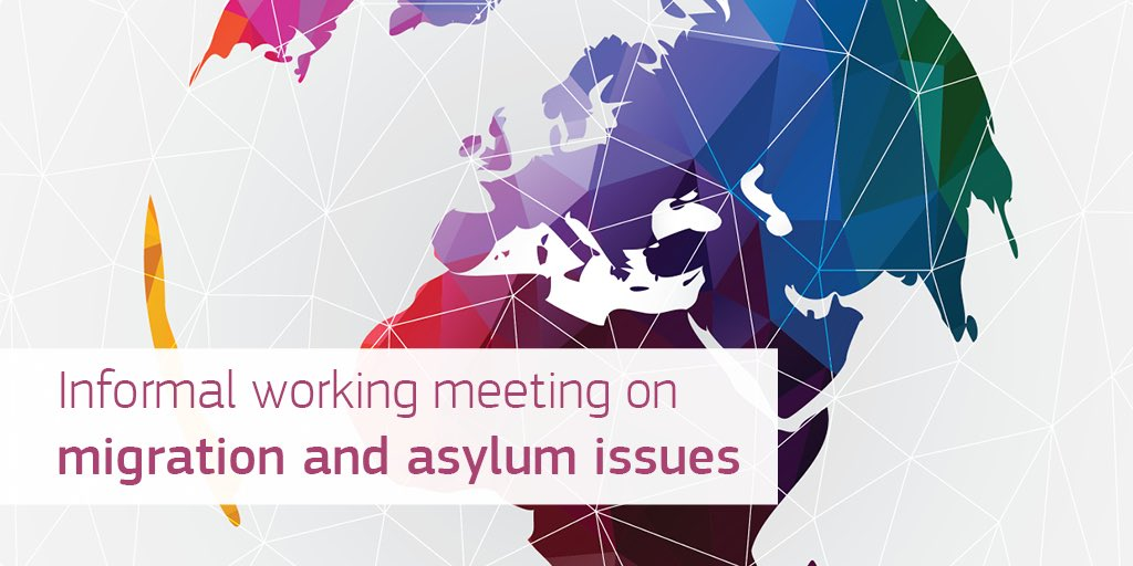 I am convening an informal working meeting on migration and asylum issues in Brussels on Sunday, in order to work with a group of Heads of State or Government of Member States interested in finding European solutions ahead of the upcoming #EUCO. #MigrationEU
