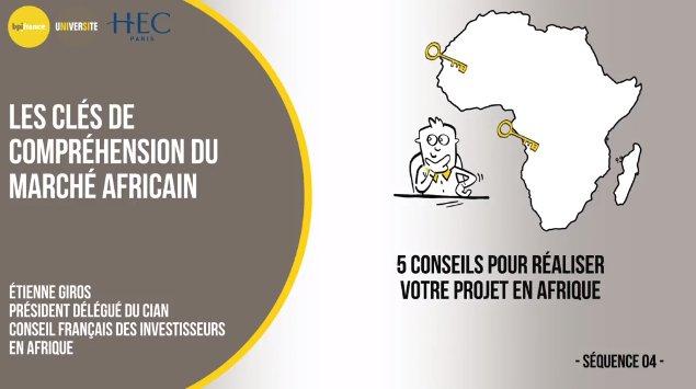 #Entrepreneurs : vous souhaitez intégrer l'Afrique dans votre stratégie internationale ? Découvrez la nouvelle formation #elearning de #BpifranceUniversité qui vous donne les clés pour aborder ce marché porteur et y réussir 🤗👉 https://t.co/QRx8XFphYW