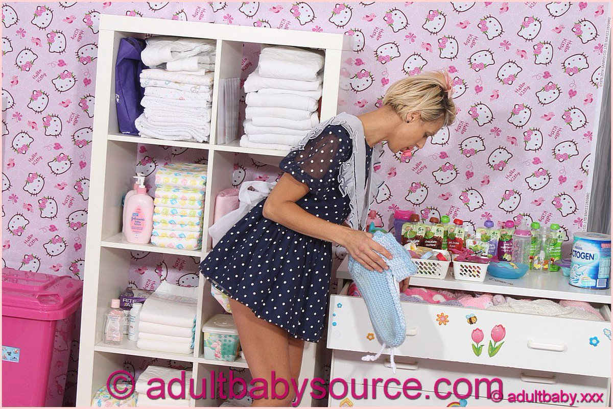 Adult baby source
