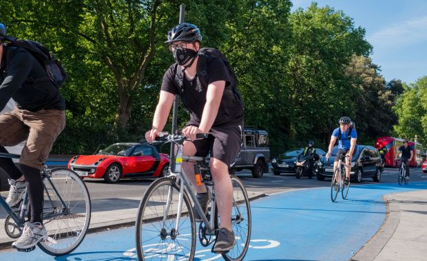 """We call for joining up #walking and #cycling policies with #airquality plans to tackle crisis - our """"Actively Improving Air Quality"""" report sets out ten recommendations for UK and local governments, and charities working in the field https://t.co/0IzUklzywT #cleanairsummit"""