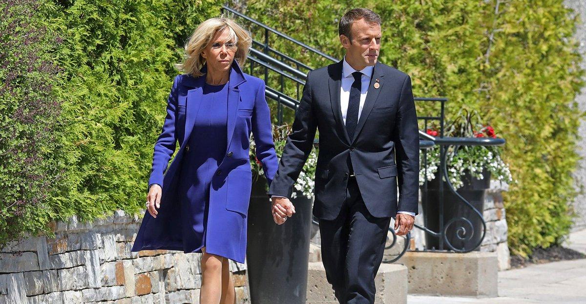 😂En réponse à la polémique sur le prix de la vaisselle à l'Élysée, un couple envoie aux Macron un service pour leur éviter de dépenser 'un pognon de dingue'  ➡https://t.co/l2JkWiuZvg