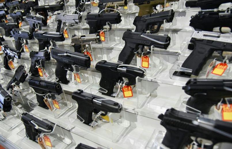 Les #Américains possèdent 40% des armes de petit calibre dans le #monde https://t.co/ssD4pa9Mrh