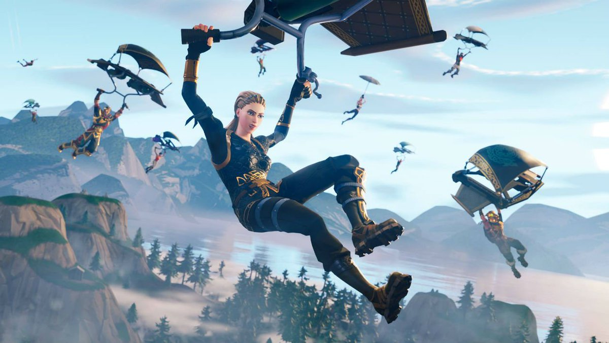 Les audiences de YouPorn en chute libre pendant le tournoi Fortnite: https://t.co/DO5x1HaWtw par @Pauline_Dum