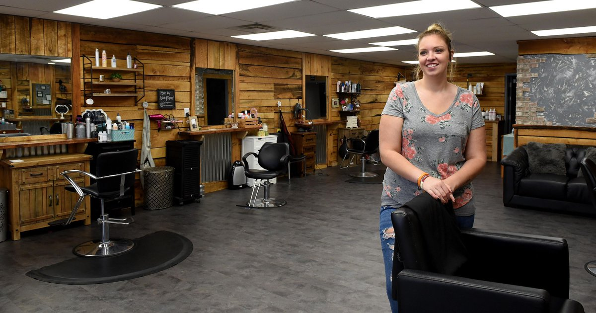 From health challenge, daughter, father forge 'Out of the Woods Salon' https://t.co/Q7PhmsWL7A