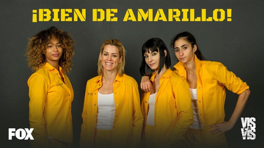Por algo el día más feliz del año es amarillo. ¡Feliz #YellowDay! #VisaVisenFOX
