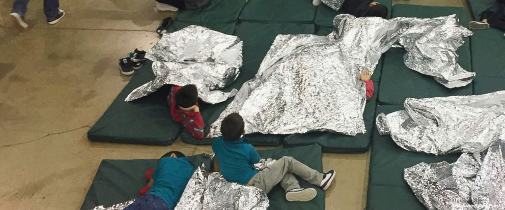 Migrant babies and young children held in special 'tender age' shelters in South Texas after being separated from parents at U.S.-Mexico border. https://t.co/5s4Rh0GtZ0