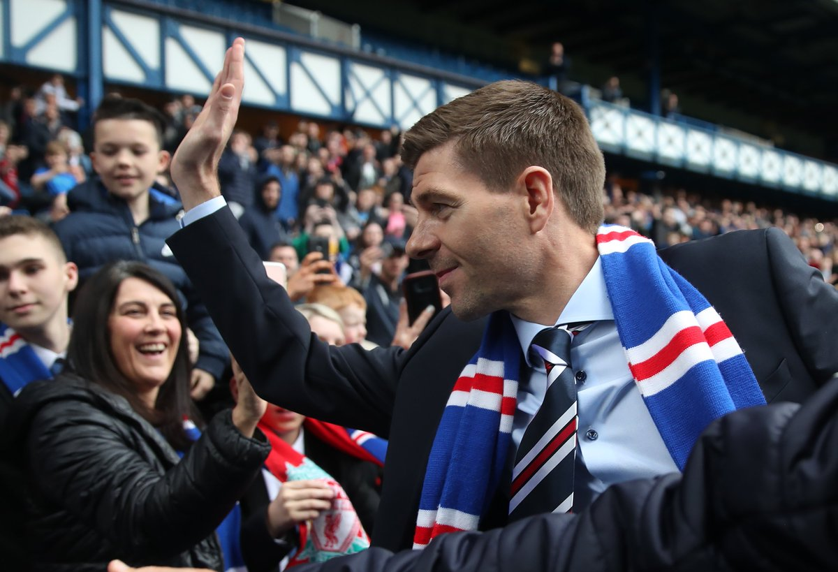 Rangers have drawn FK Shkupi of Macedonia in the Europa League first qualifying round...  🏴󠁧󠁢󠁳󠁣󠁴󠁿 First leg, Ibrox 🇲🇰 Second leg, Čair  The home tie on 12th July will be Steven Gerrard's first competitive game in charge 🔵🔴