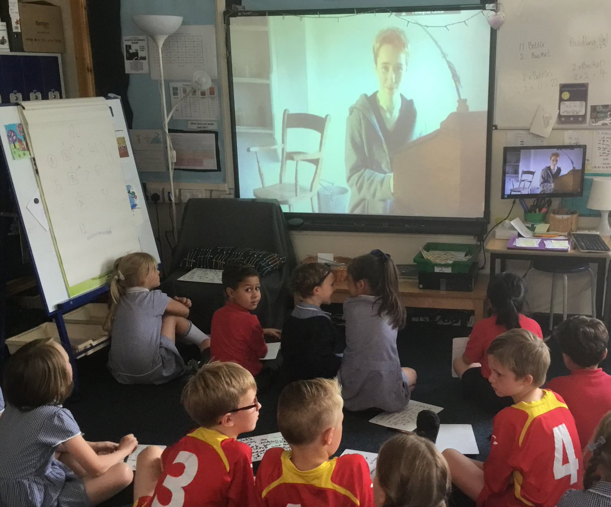 test Twitter Media - Watching some video clips from BBC Primary History website about what life was like for children who worked in the mills during Victorian times #gorseyhistory #gorseycomputing https://t.co/9F8OuwMNeh
