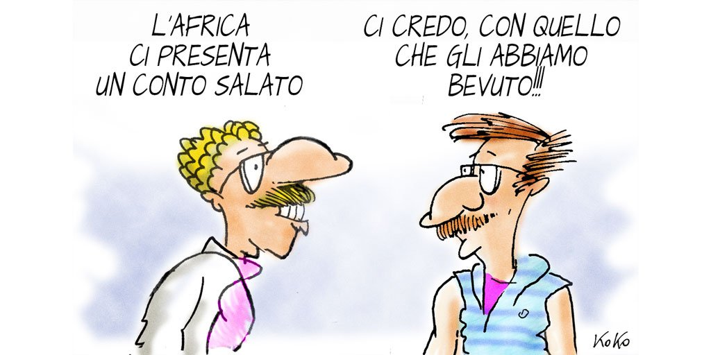 Di ritorno, Mister Livingstone?  http:// www.kokonews.eu#maturità2018 #giornatamondialedelrifugiato #censimento #Salvinischedacitutti #Tria #Saviano #FattoQuotidiano #Repubblica @sole24ore @pdnetwork #20giugno  - Ukustom
