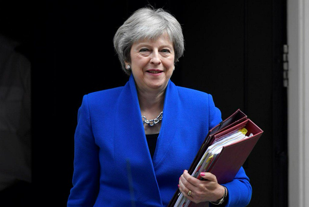 May faces new battle in parliament over Brexit https://t.co/3H6nBzqtdP https://t.co/q5ETXn4pH6