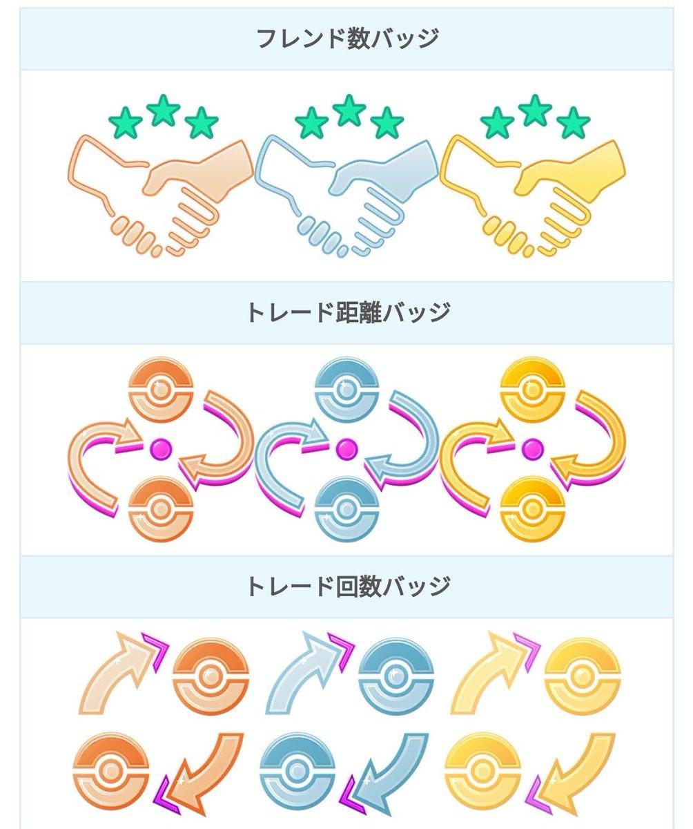 数 ポケモンgo フレンド