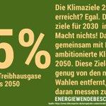 Deutsch-Französischer #Klimaschutz? Merkel und Macron verkünden zumindest ambitionierte Klimaziele. Hoffen wir, dass diesen Ziele nicht das gleiche Schicksal droht wie den Klimazielen für 2020…  #energiewendebeschleunigen AB