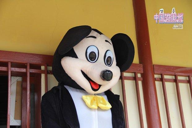 中国 ミッキー マウス