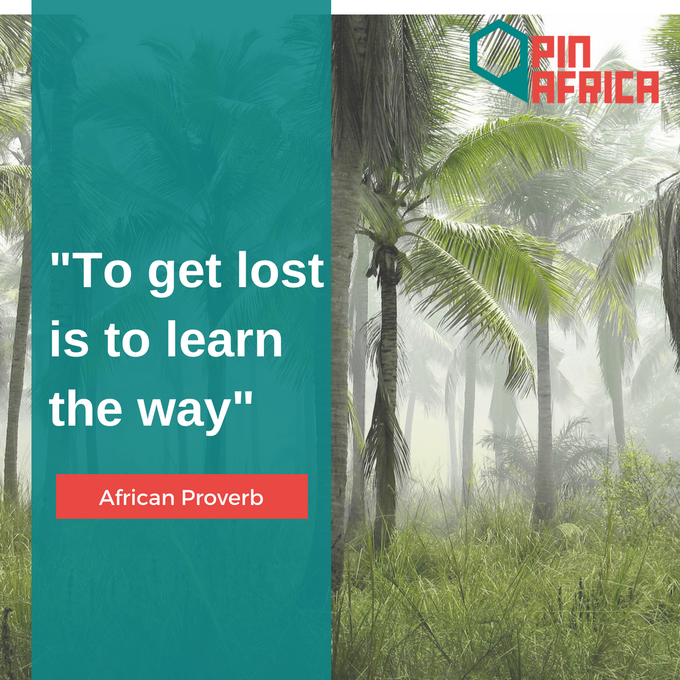 Being lost can teach you more than what you can learn in a classroom. #WednesdayWisdom Photo
