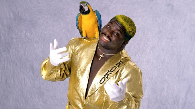 The AMP Crew would like to wish a Happy 61st Birthday to former Superstar Koko B. Ware!